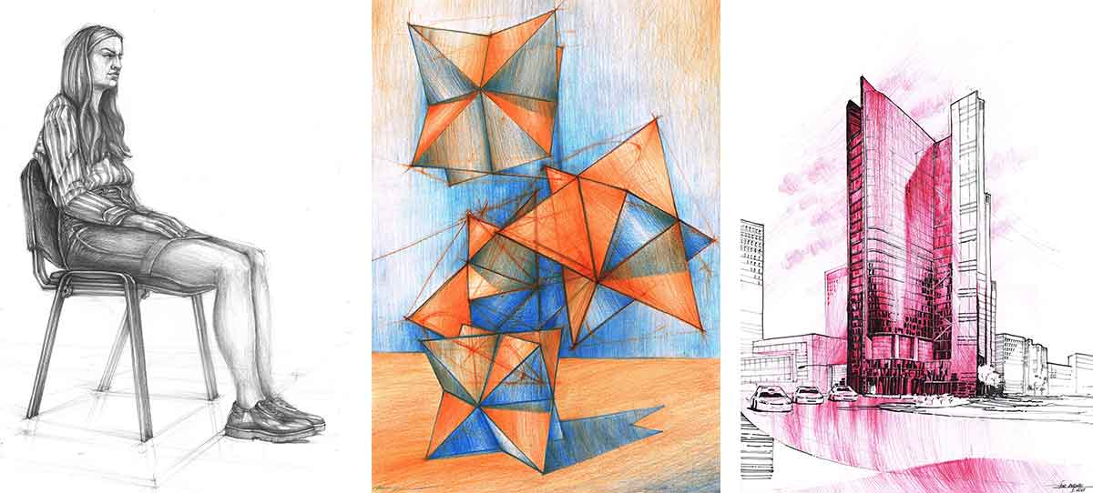 szkola-rysunku-wroclaw-architektura