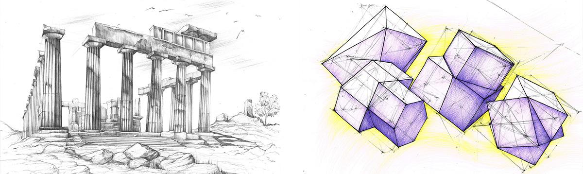 kurs-architektura-wroclaw-rysunek