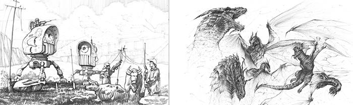 kurs ilustracji wrocław